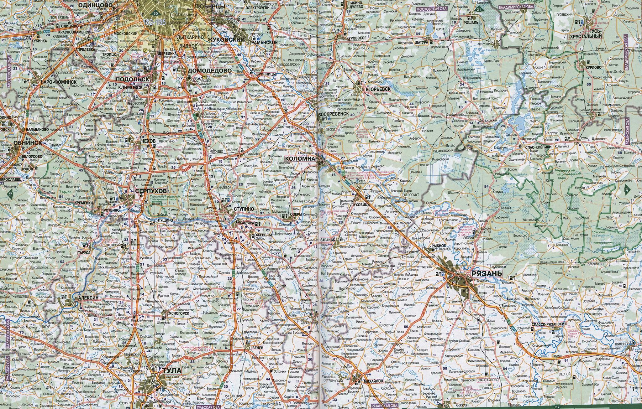 Карта гороховецкого района владимирской области buildersburden.